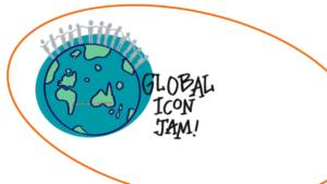 Global icon jam