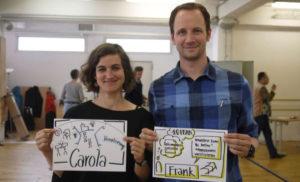 Carola and Frank