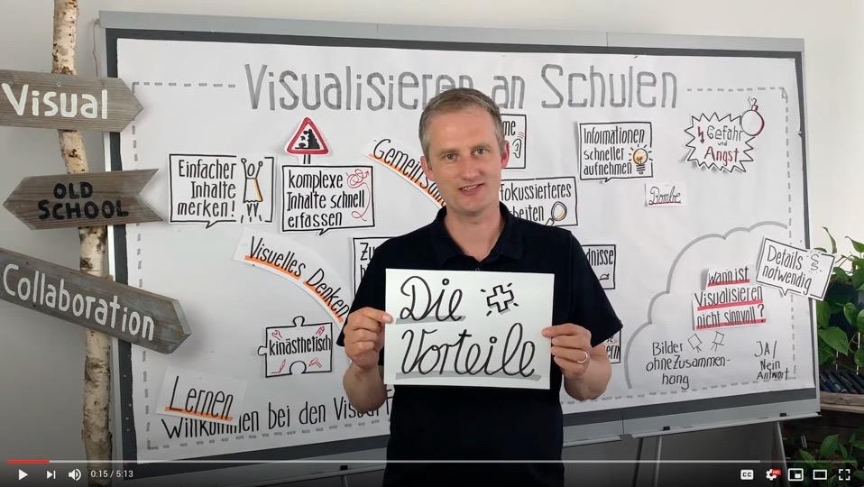 Vorteile des Visualisierens in der Schule