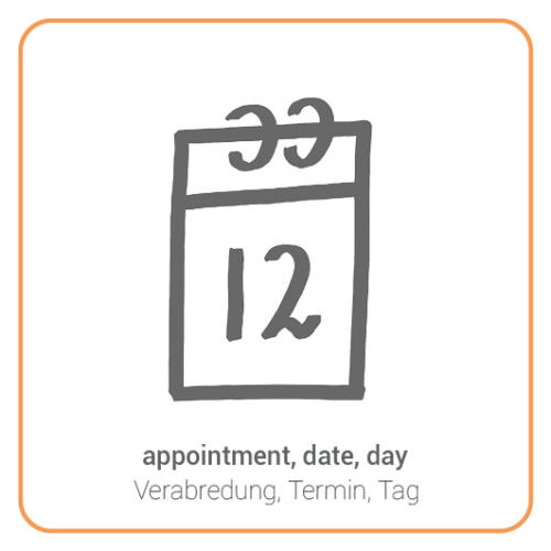 appointment, date, day