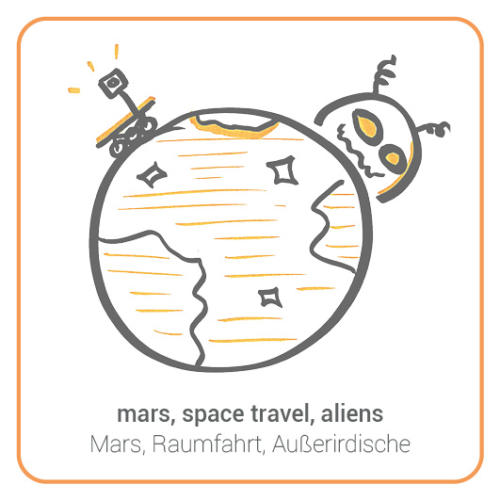 mars, space travel, aliens