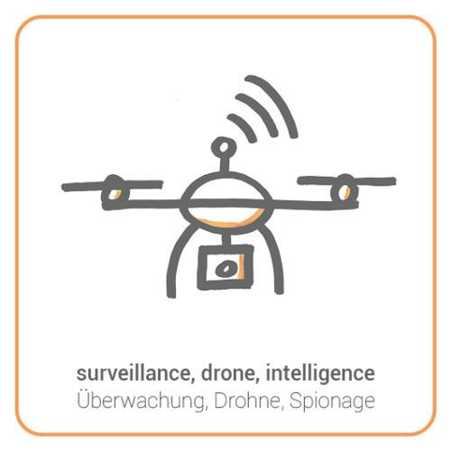 surveillance, drone, intelligence