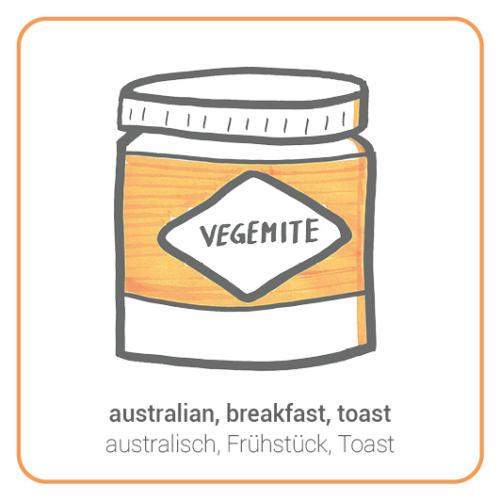 australian, breakfast, toast