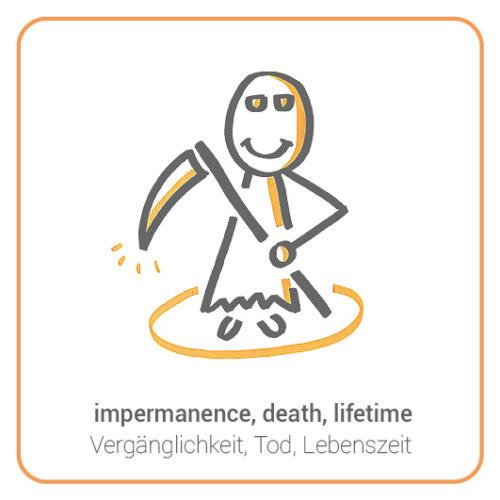 impermanence, death, lifetime