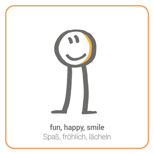 fun, happy, smile, content