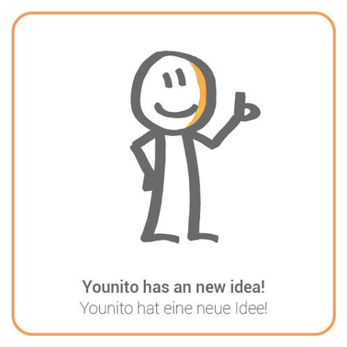 Younito has an new idea!
