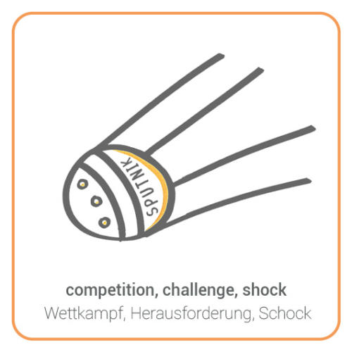 competition, challenge, shock