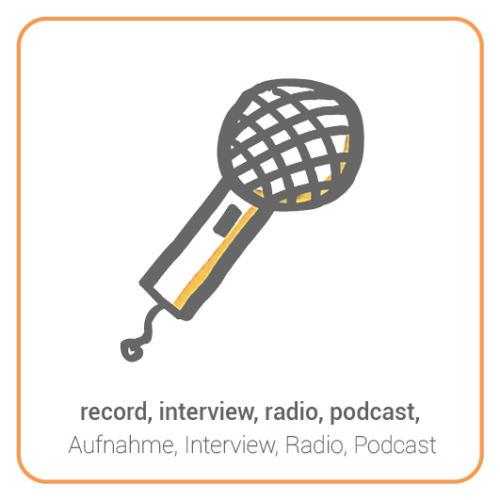 record, interview, radio, podcast