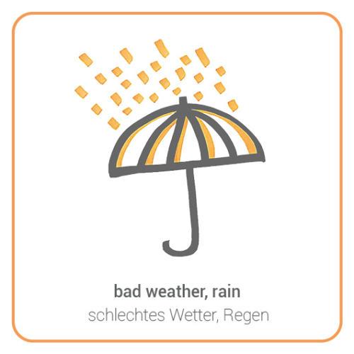 bad weather, rain