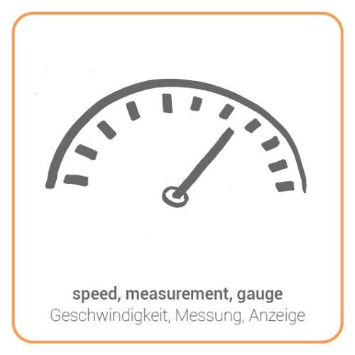 speed, measurement, gauge